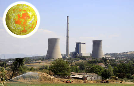 power station: Nuclear power station Editorial
