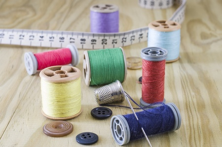 articles: Sewing articles with great light and colors