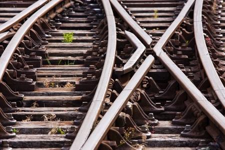 Siding Railtracks photo