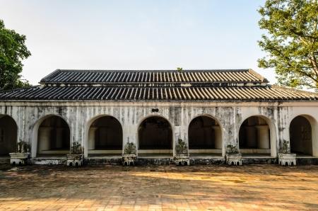 wang: Khao Wang palace at petchaburi province,Thailand