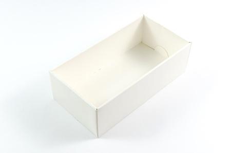 White box isolated on white background Stock Photo - 18344963