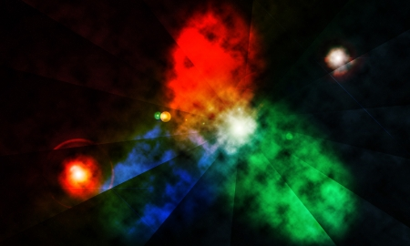 conceiving: Abstract background, space nebular theme  illustration wallpaper