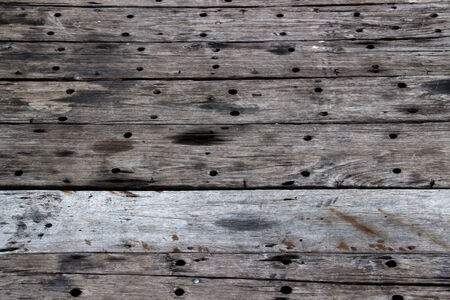 forefront: Old wood floor background Stock Photo