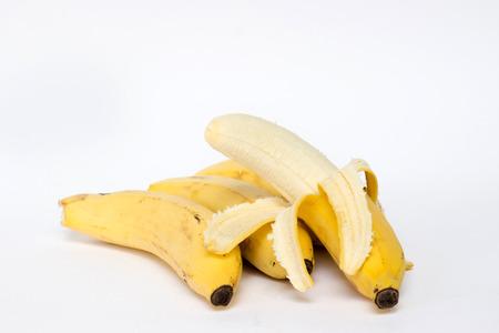 ready to eat: Cavendish Banana ; ripe and ready to eat Stock Photo