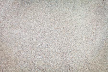 Sandy beach . Detailed sand texture. Top view photo