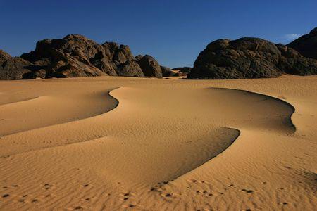 duna: Ondas en la arena