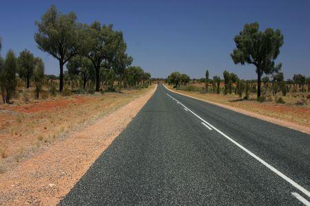 アウトバック道路