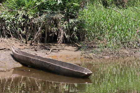 amazonia: Boat in Amazonia