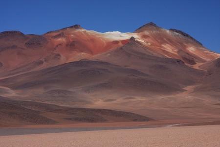 sud: Mountains of Dali desert in the Sud Lipez Altiplano