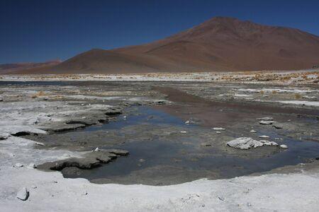 sud: Laguna Salada on the Sud Lipez Altiplano