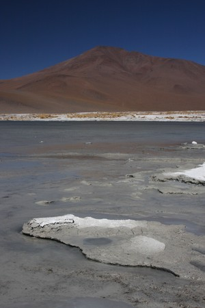 lipez: Laguna Salada on the Sud Lipez Altiplano
