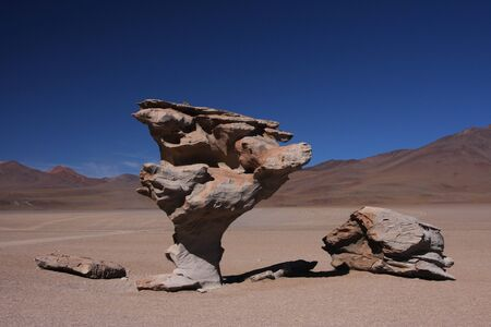lipez: Desert landscape on the Sud Lipez Altiplano