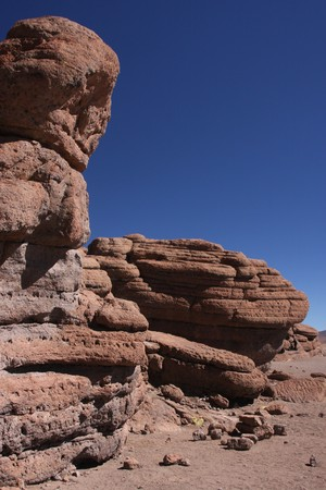 sud: Desert landscape on the Sud Lipez Altiplano