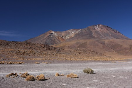 lipez: Desert Landscape on the Road of Jewels in Sud Lipez Altiplano
