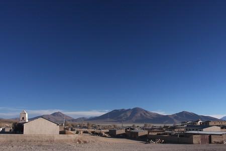 lipez: San Juan Village in Sud Lipez Altiplano