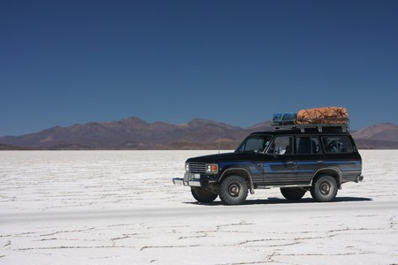sud: Salar de Uyuni in Sud Lipez Altiplano