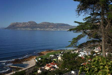 Good hope cape coastline Stock Photo - 8700208