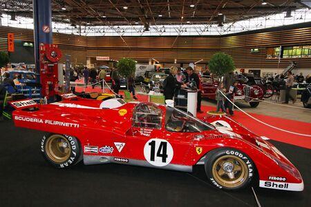 LYON, FRANCE, November 6 -  Motor show Stock Photo - 11147481