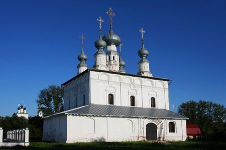 Convent of the Intercession in Suzdal Stock Photo - 15266039