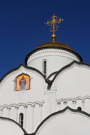 intercession: Convent of the Intercession in Suzdal