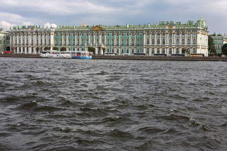 neva: Neva River and The Hermitage