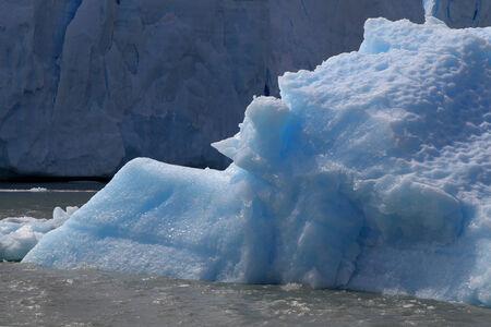 The Perito Moreno Glacier in the Los Glaciares National Park photo