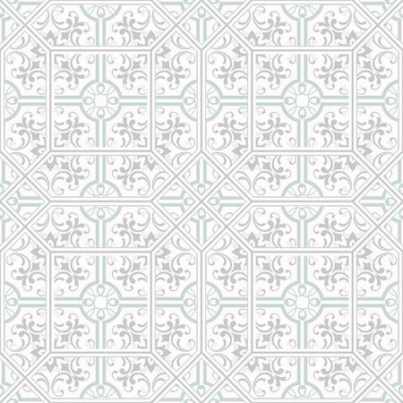 pattern: Seamless Damask Pattern