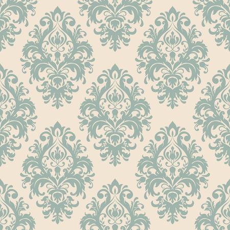 A seamless victorian wallpaper.