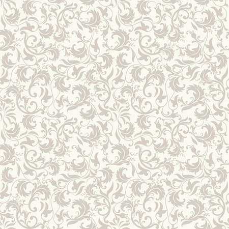 Seamless damask pattern. Tile, wallpaper.