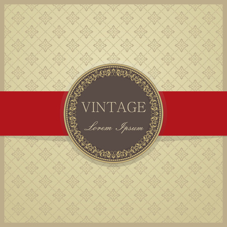 Vector set of golden vignettes and borders for design template. Elements in Victorian style. Luxury floral frames. Ornate decor for invitations, greeting cards, certificate, thank you message. Illustration