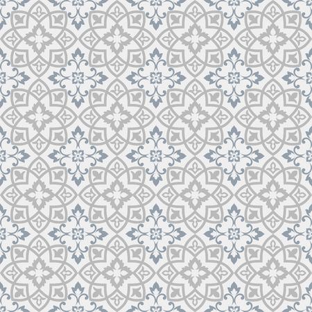 装飾的なパターン。伝統的なアラビアのシームレスな飾り。
