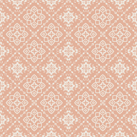 Seamless abstract pattern. Moroccan pattern Openwork lines. Wallpaper. Background.