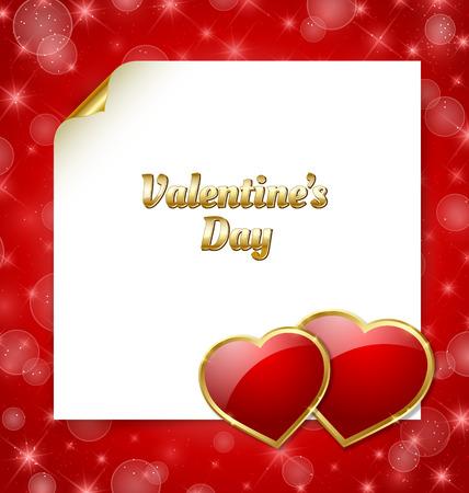 afrodita: Plantilla de documento Día de San Valentín