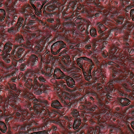 Rotten meat seamless organic tile texture in abstract style 写真素材