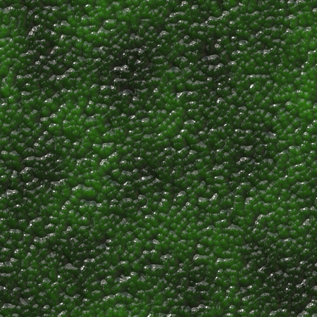 ameba: Green slime seamless organic tile texture in abstract style