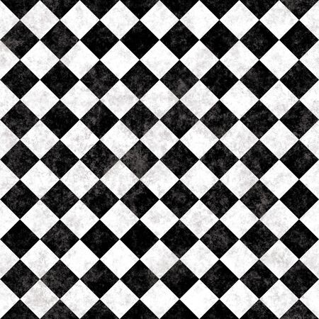 paving stones: Chessboard seamless mosaic texture in geometric style