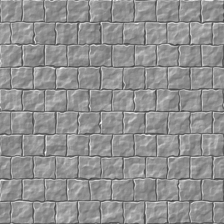 paving stones: Seamless stone pavement texture in abstract style