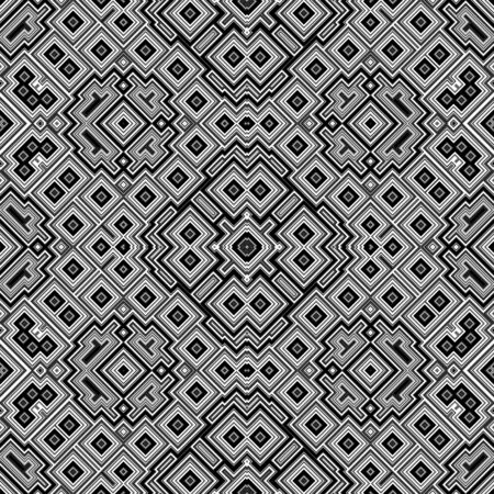 cubic: Cubic seamless mosaic tile texture in geometric style