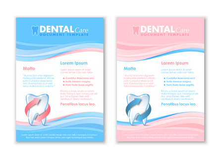 protected: Dental document templates with protected tooth icon