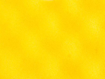 undulation: Yellow sponge with undulation for texture and background