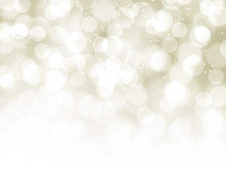 Vertical beige blurred background with glitter and bokeh
