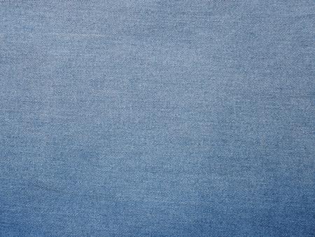 Blue denim jean texture and background.