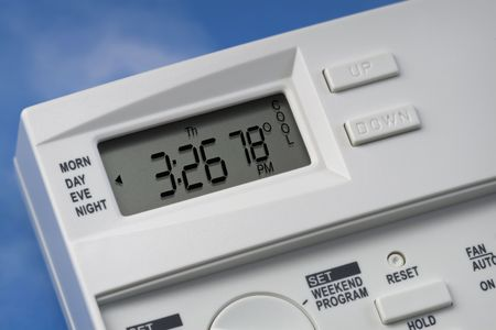 Note: 78 degrees is the energy-saving recommended cooling setting for summer when you are at home. Variations for heating and cooling when home and not home may be available.