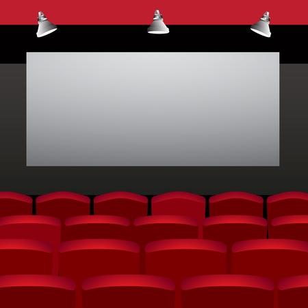 sipario chiuso: spazio di presentazione