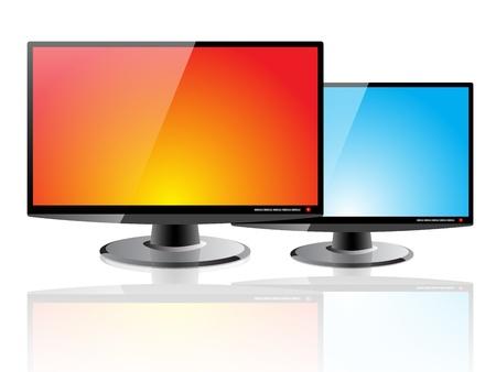 �cran plat: TV �cran plat LCD