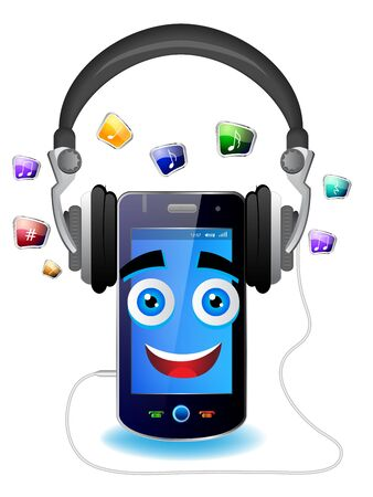 personal data assistant: smart phone music player