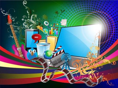 informatique et icônes