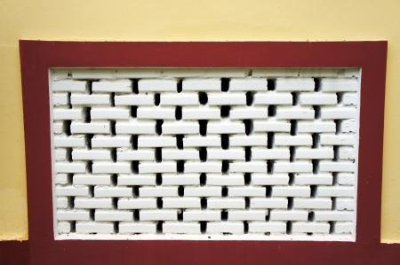 sameness: Brick vents
