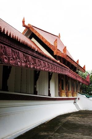 outside the thai church 3                     photo