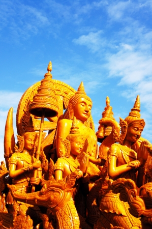 Ubon Candle Festival in Thailand 3